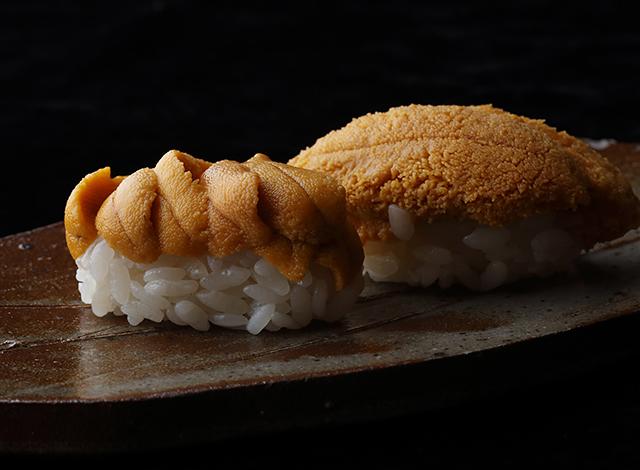 Palace Hotel Tokyo Sushi Kanesaka Summer 2021 Sea Urchin H2