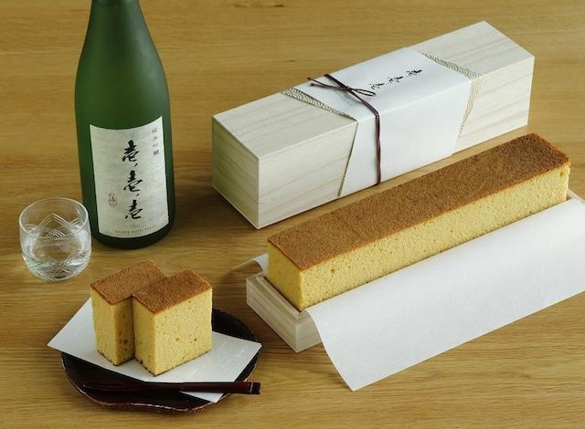 Palace Hotel Tokyo – Sweets & Deli 1-1-1 Sake Cake – H2