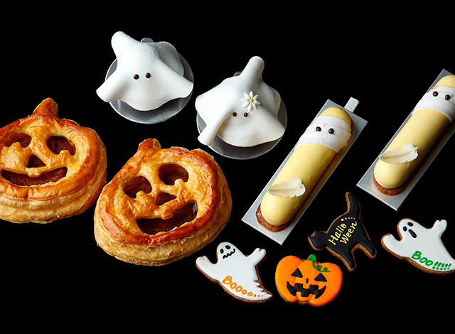 Palace Hotel Tokyo Sweets Deli Autumn 2020 Halloween Pastry H2