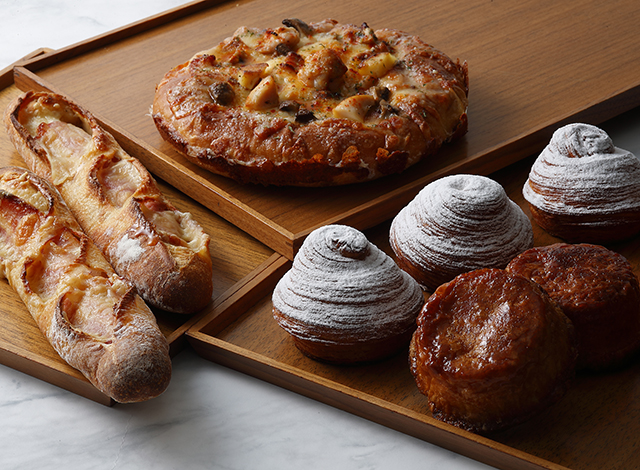 Palace Hotel Tokyo Sweets Deli Autumn 2021 Breads H2