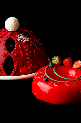 Palace Hotel Tokyo Sweets Deli Christmas 2020 Chapeau T2
