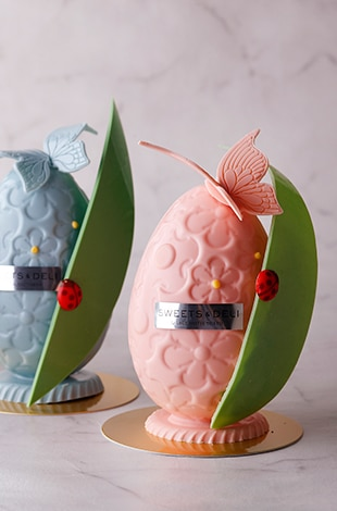 Palace Hotel Tokyo Sweets Deli Spring 2020 EasterEggs T2