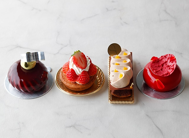 Palace Hotel Tokyo Sweets Deli Spring 2020 Spring Pastry H2