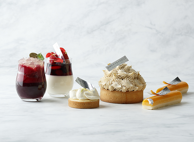 Palace Hotel Tokyo Sweets Deli Summer 2021 Summer Pastry H2