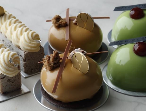 Palace Hotel Tokyo – Sweets & Deli's Winter 2017-2018 Cakes