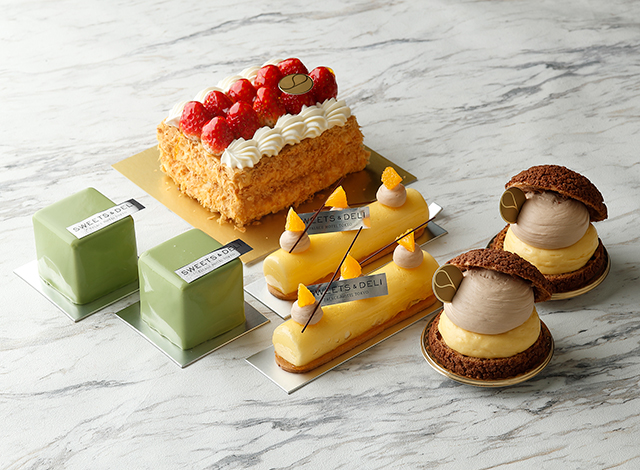 Palace Hotel Tokyo SweetsDeli Spring2021 Sweets H2
