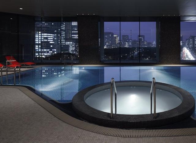 Palace Hotel Tokyo Swimming Pool II H2