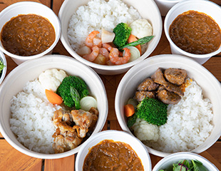 Palace Hotel Tokyo Takeout Grand Kitchen Curry HT2