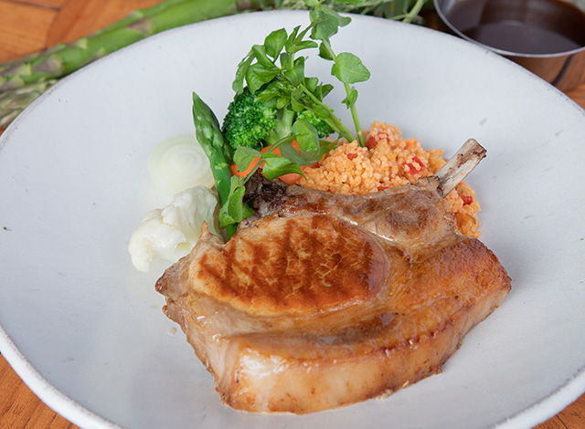 Palace Hotel Tokyo Takeout Grand Kitchen Pork Loin H2