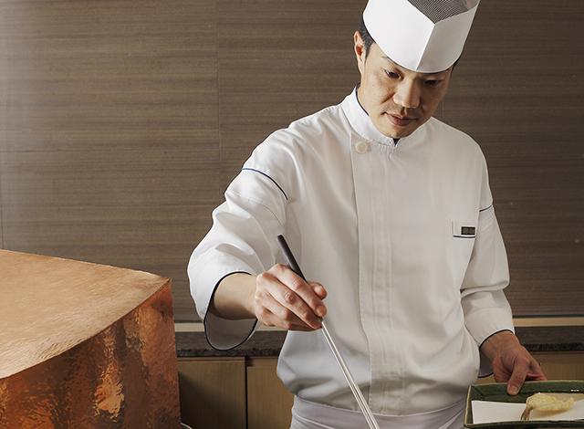Palace Hotel Tokyo Tatsumi Chef Koji Seki H2