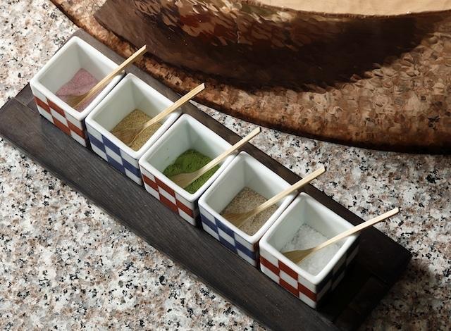 Palace Hotel Tokyo – Tatsumi's Salt Presentation – H2