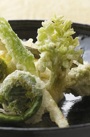 Palace Hotel Tokyo – Tatsumi's Spring 2015 Mountain Vegetables – T2