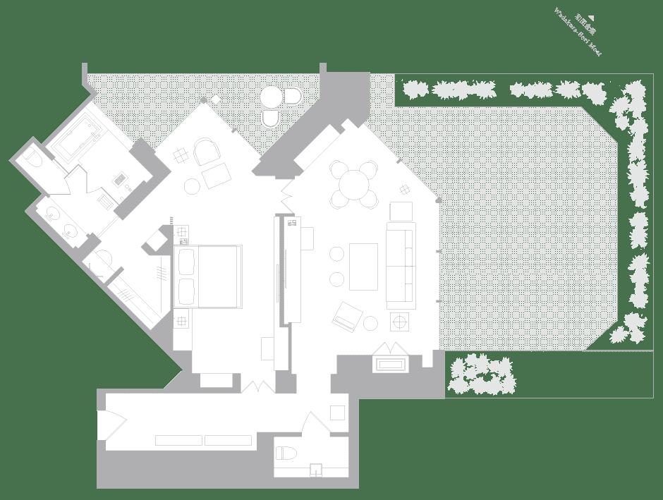 Palace-Hotel-Tokyo---Terrace-Suite---Floor-Plan