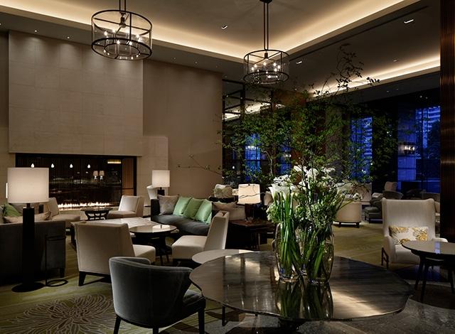 Palace Hotel Tokyo The Palace Lounge II H2