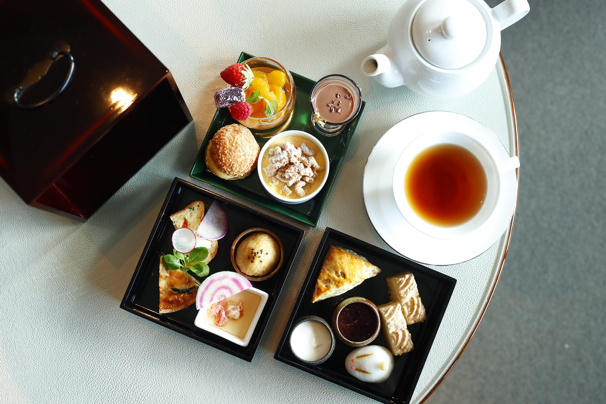 Palace Hotel Tokyo – The Palace Lounge's Winter 2017-2018 Afternoon Tea