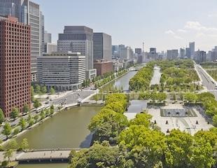 Palace Hotel Tokyo Views HT2