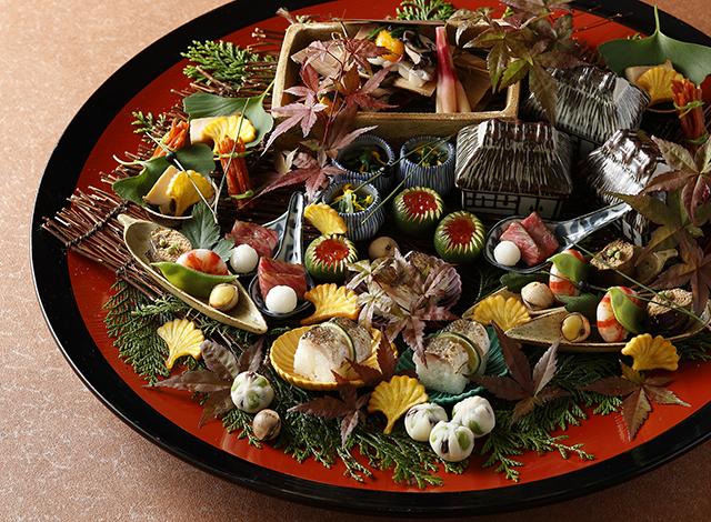 Palace Hotel Tokyo Wadakura Autumn 2021 Nagomi for Autumn H2