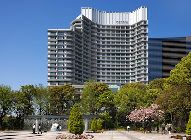 Palace Hotel Tokyo – Wadakura Fountain Park – H2