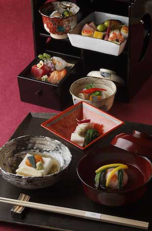 Palace Hotel Tokyo – Wadakura's Nodate Kaiseki Presentation – T2