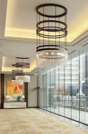 Palace Hotel Tokyo – Yamabuki Room – Interior Foyer – T2