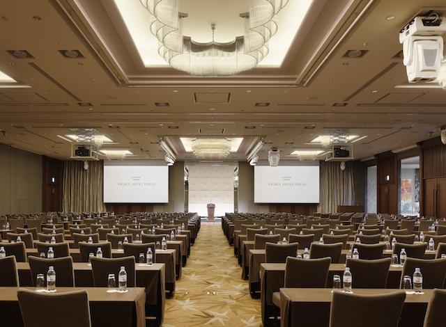 Palace Hotel Tokyo – Yamabuki Room – VI – H2