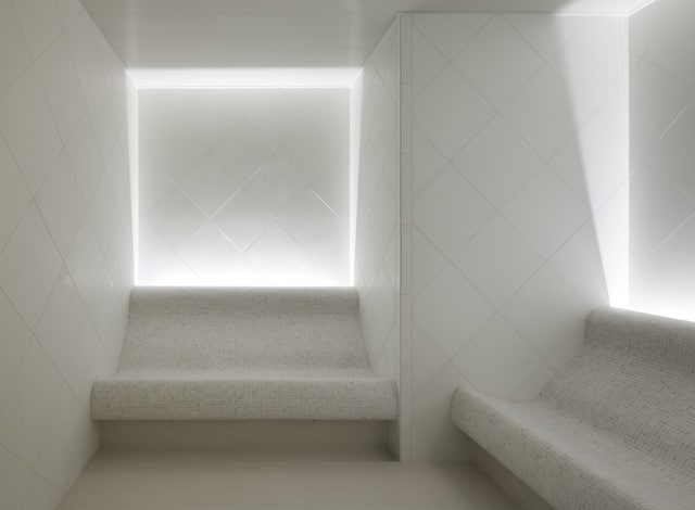 Palace Hotel Tokyo – evian SPA – Ladies' Marble Sauna – H2
