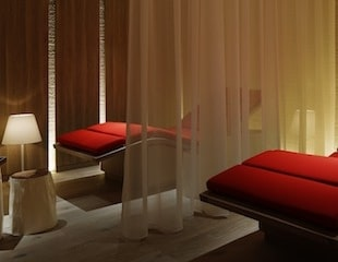 Palace Hotel Tokyo – evian SPA – Relaxation Lounge – HT2