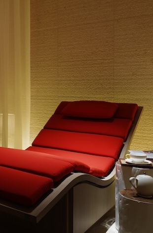 Palace Hotel Tokyo evian SPA Relaxation Lounge T2