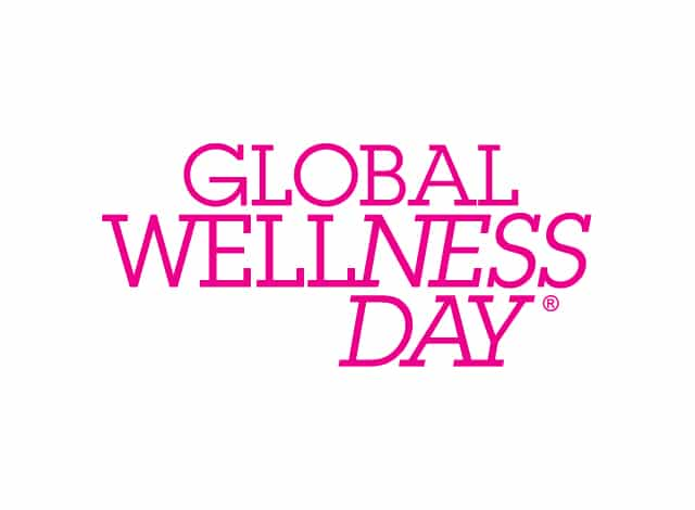 Palace Hotel Tokyo evian SPA TOKYO Global Wellness Day Logo H2