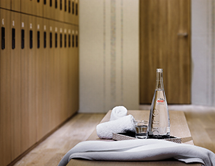 Palace Hotel Tokyo evian SPA TOKYO Locker Room HT2