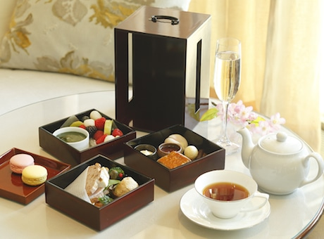 Spring Afternoon Tea – H