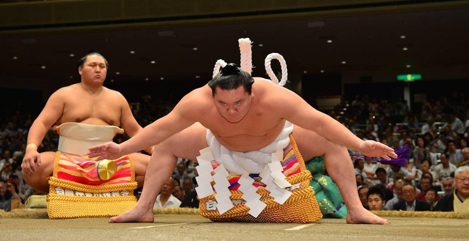 Sumo Wrestling |Grappling Tokyo