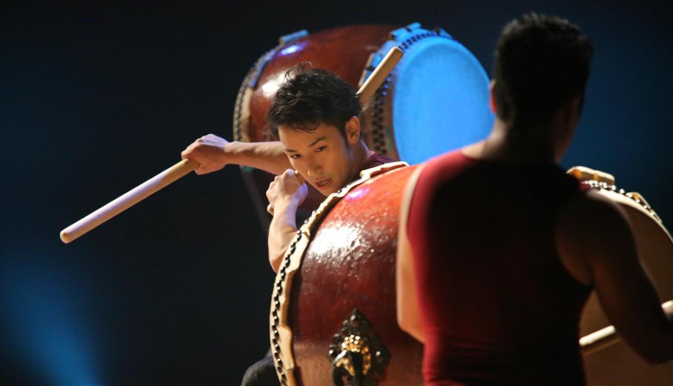 Taiko Drumming by Taiko Lab – F