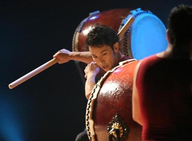 Taiko Drumming by Taiko Lab – H2