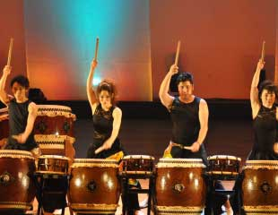 Taiko Drumming by Taiko Lab – II – F2