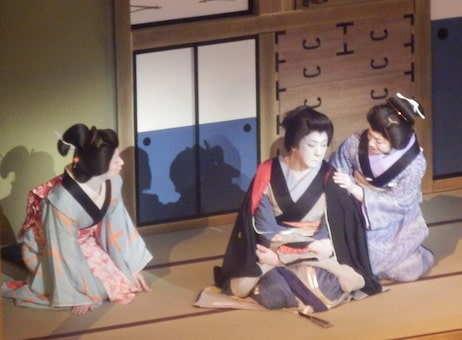 Kabuki Play | Wiki Commons