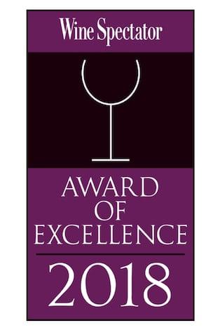 Wine Spectactor 2018 Award Logo T2