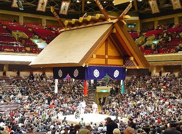 japan guide.com Ryogoku Kokugikan Sumo Stadium H2