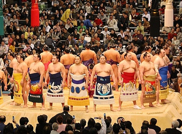 Palace Hotel Tokyo | Tokyo Sumo Stay Package | Grappling Tokyo